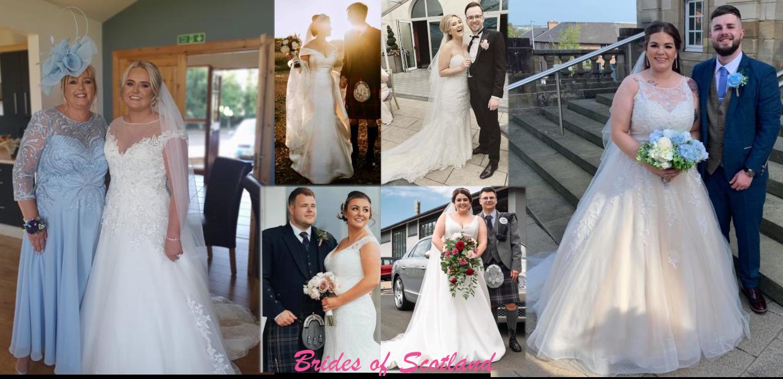 Brides Dresses Glasgow